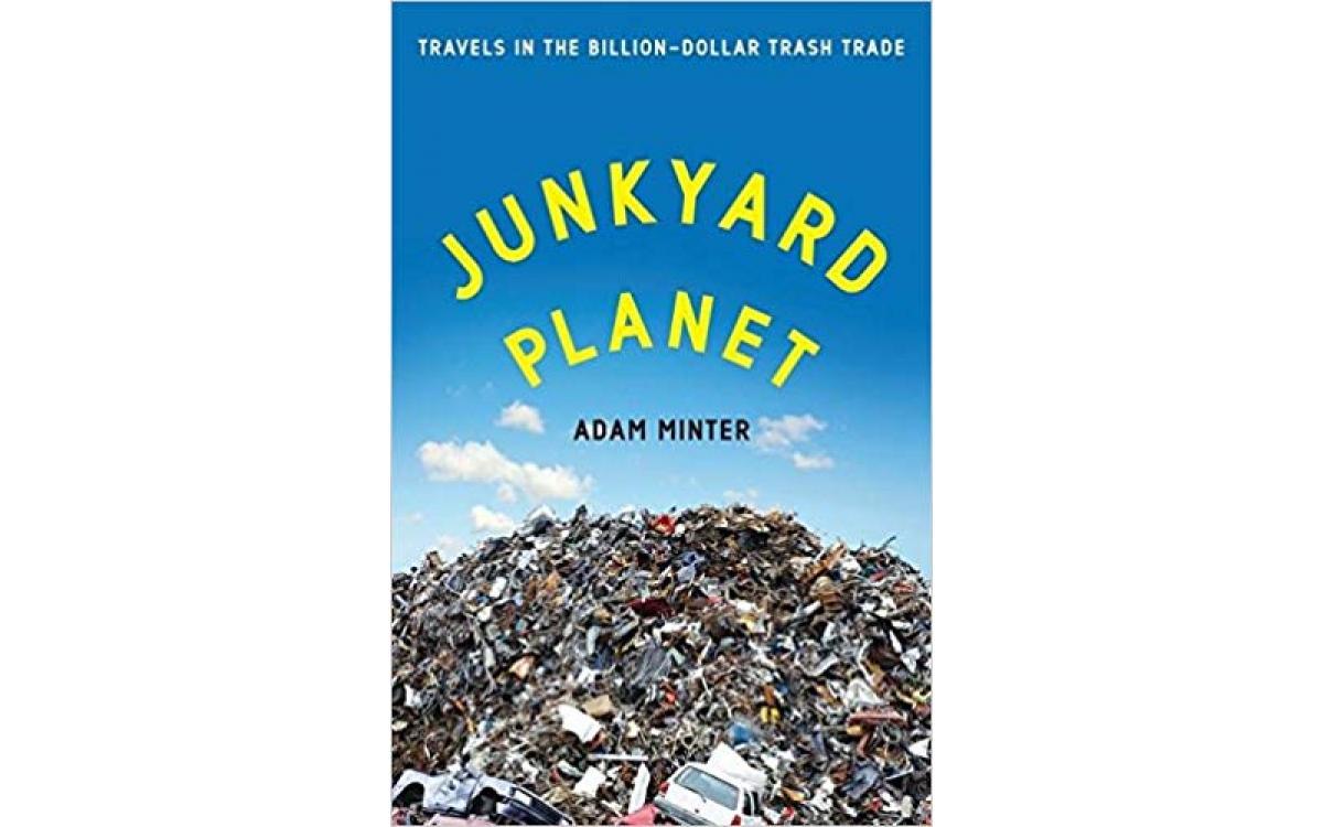 Junkyard Planet - Adam Minter [Tóm tắt]