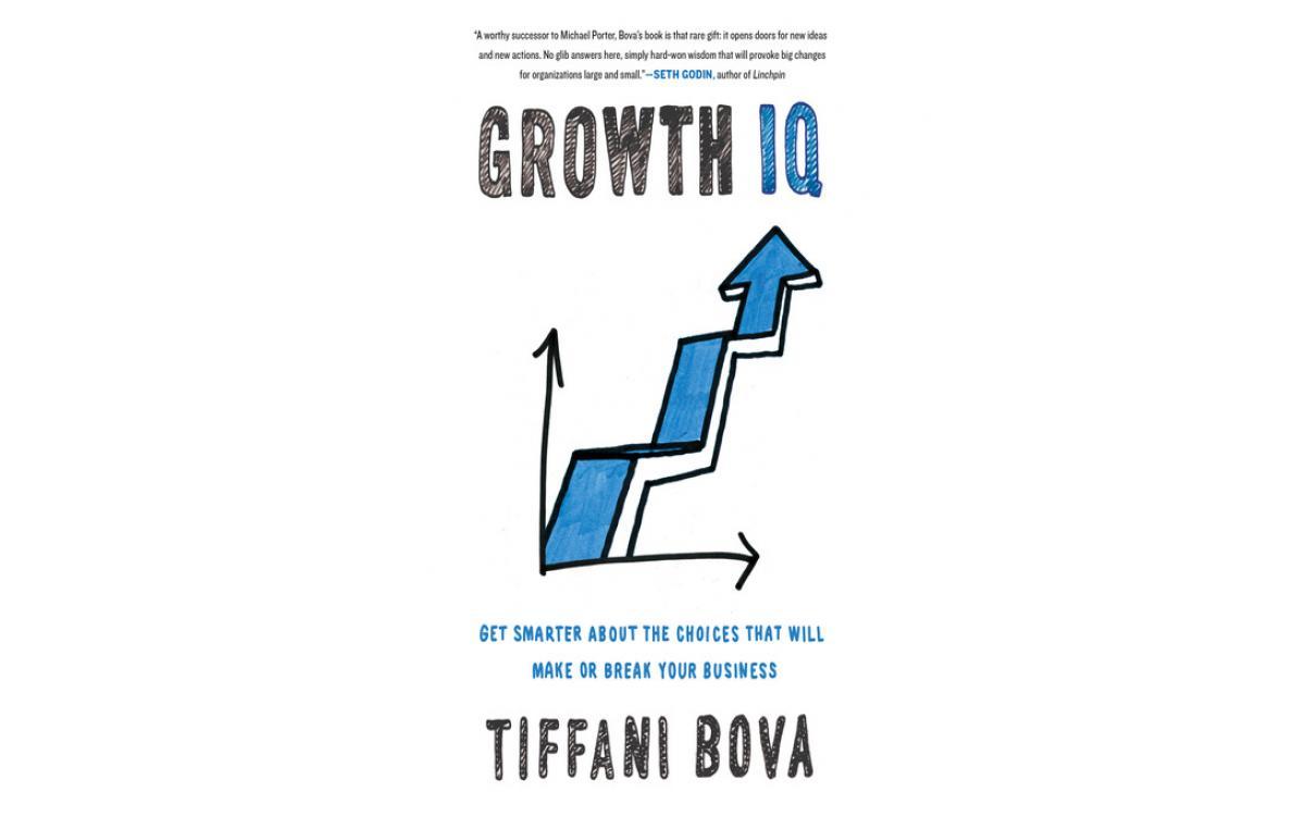 Growth IQ - Tiffani Bova [Tóm tắt]