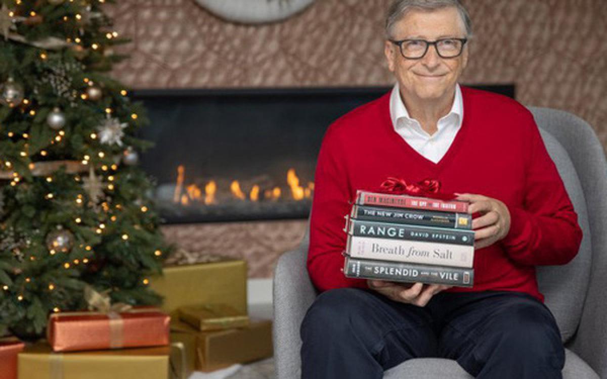 Đến hẹn lại lên, Bill Gates tiết lộ 5 cuốn sách tâm đắc nhất 2020: Cơ hội để trau dồi tri thức sau m
