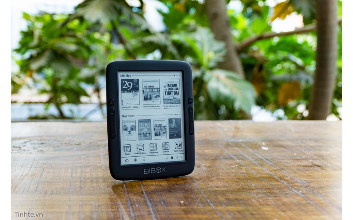 4 Lý do để máy đọc sách Bibox là sự lựa chọn phù hợp cho những người đọc lớn tuổi