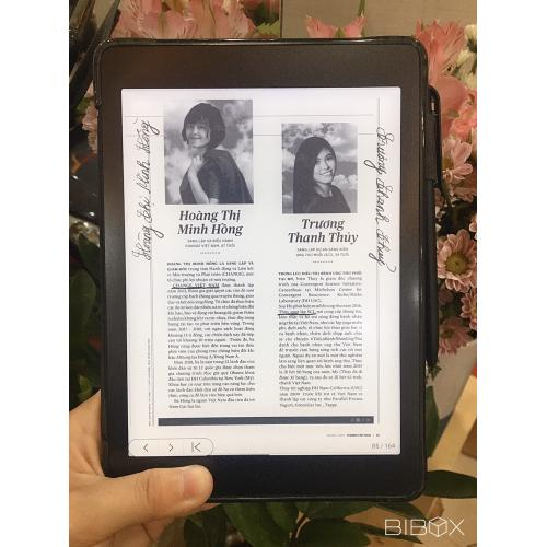 Máy đọc sách cho doanh nhân Likebook Ares