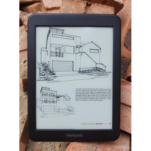 Máy đọc sách cho dân kỹ thuật Likebook Mars + Tặng Đồng hồ kèm loa cao cấp Massko