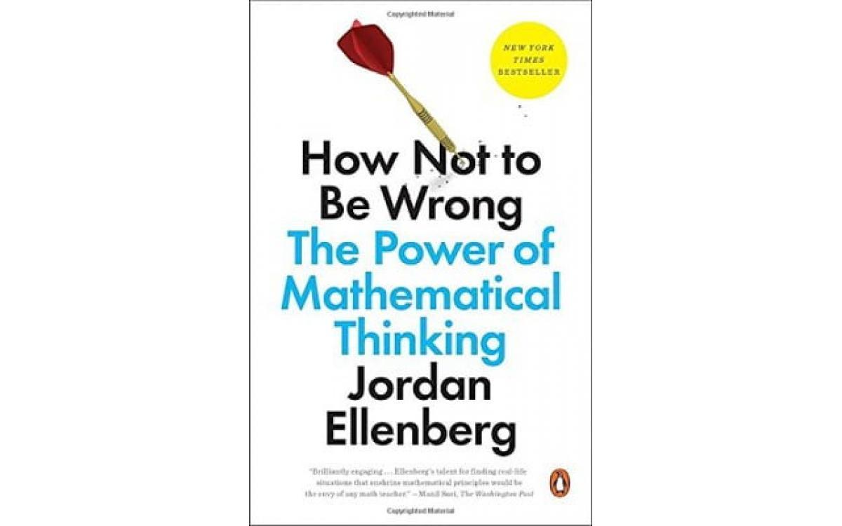 How Not to Be Wrong - Jordan Ellenberg [Tóm tắt]