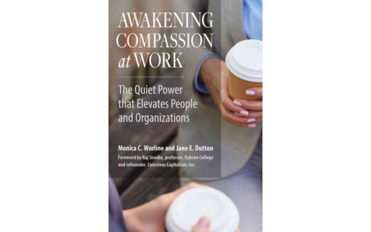 Awakening Compestion at Work - Monica C.Worline and Jace [Tóm tắt]