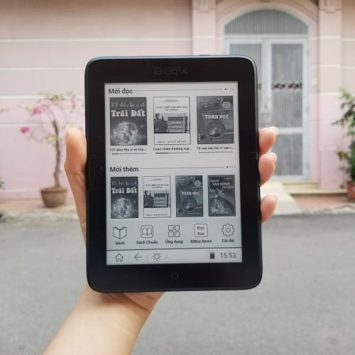 Máy đọc sách Bibox B2