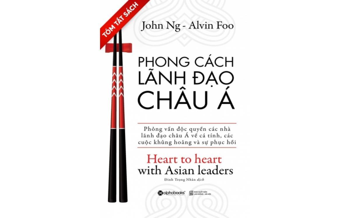 Phong cách lãnh đạo châu Á [Tóm tắt]