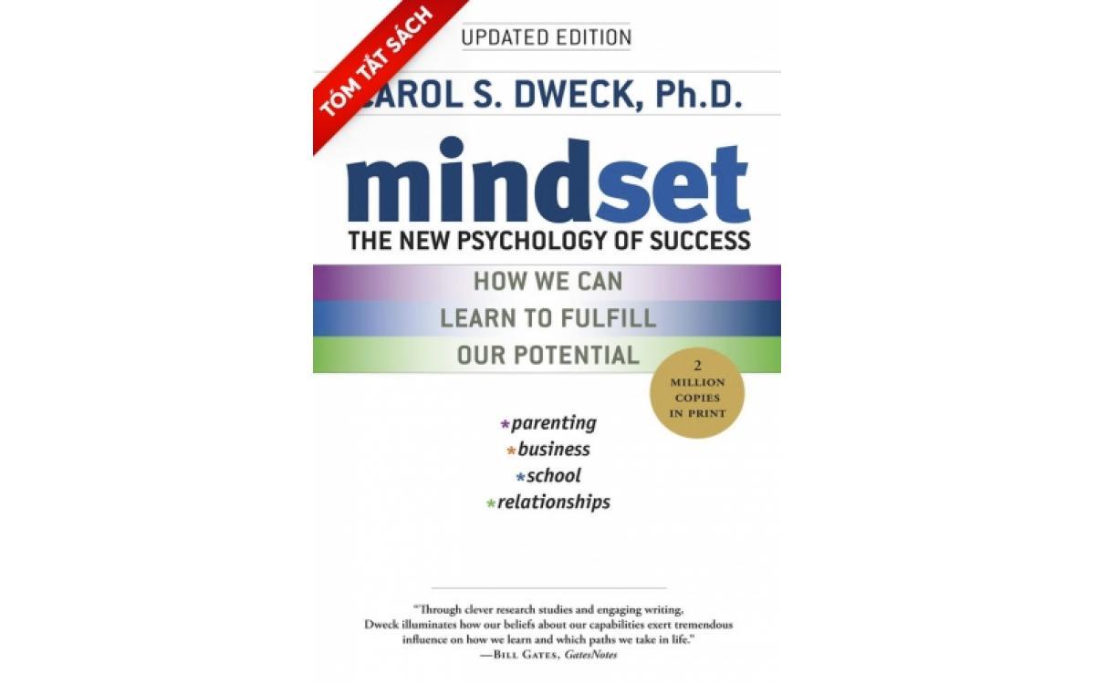 Tư duy - Nhận thức mới về thành công [Tóm tắt]