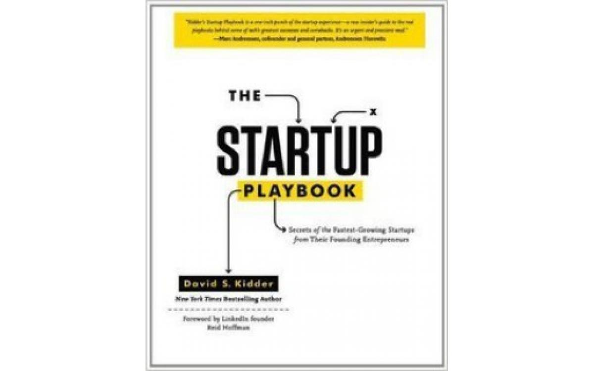The Startup Playbook - David S. Kidder [Tóm tắt]