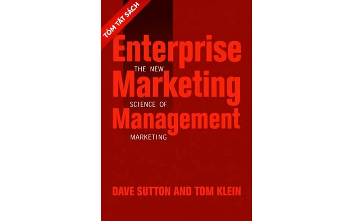 Quản lý marketing doanh nghiệp [Tóm tắt]