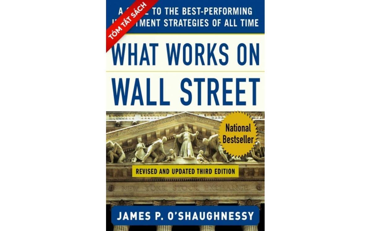 Những chiến lược hiệu quả ở phố Wall [Tóm tắt]