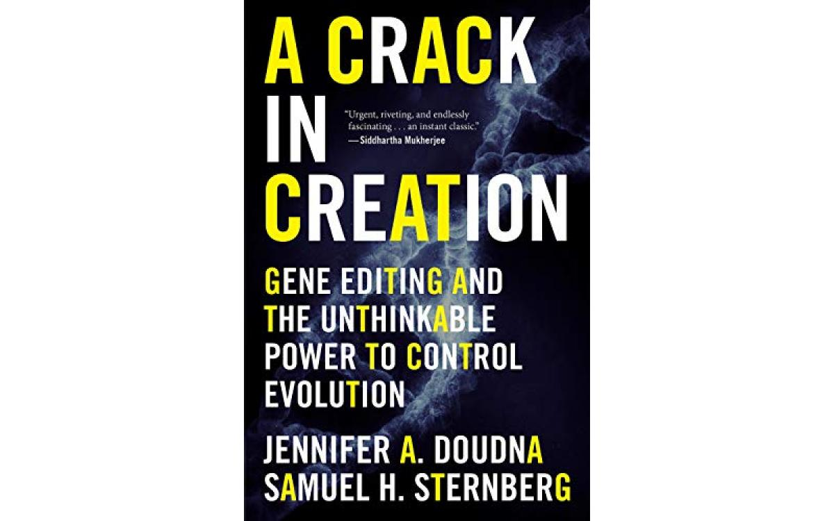 A Crack in Creation - Jennifer A. Doudna, Samuel H. Sternberg [Tóm tắt]