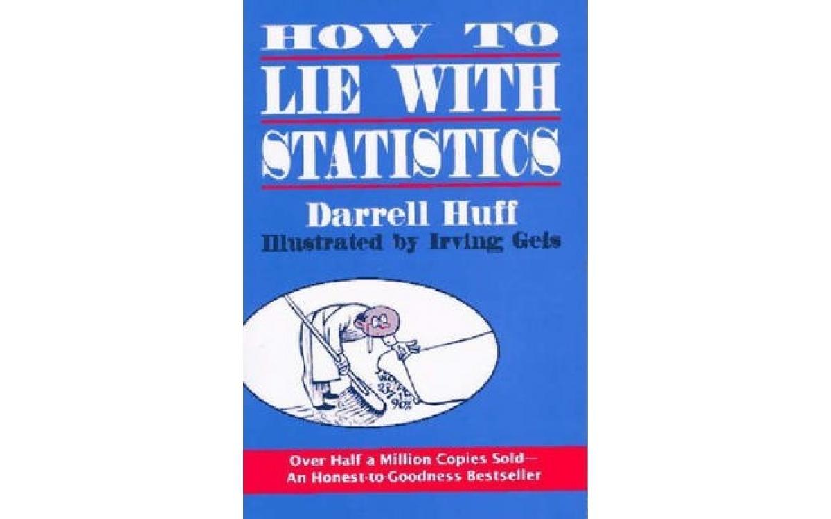 How to Lie with Statistics - Darrell Huff [Tóm tắt]