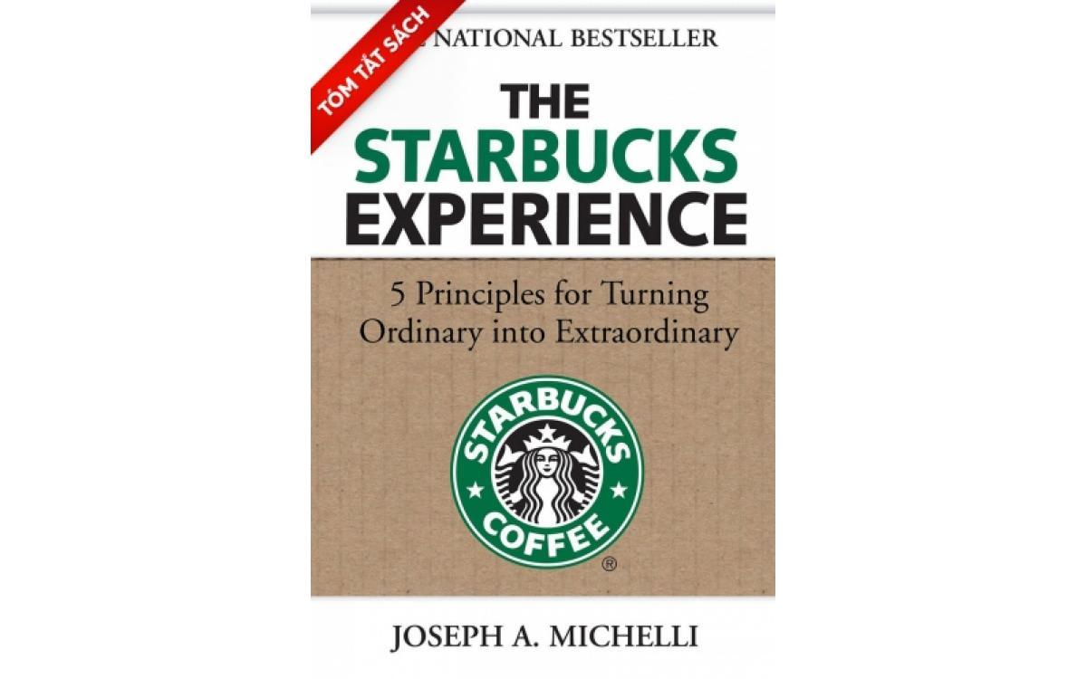 Kinh nghiệm của Starbucks [Tóm tắt]