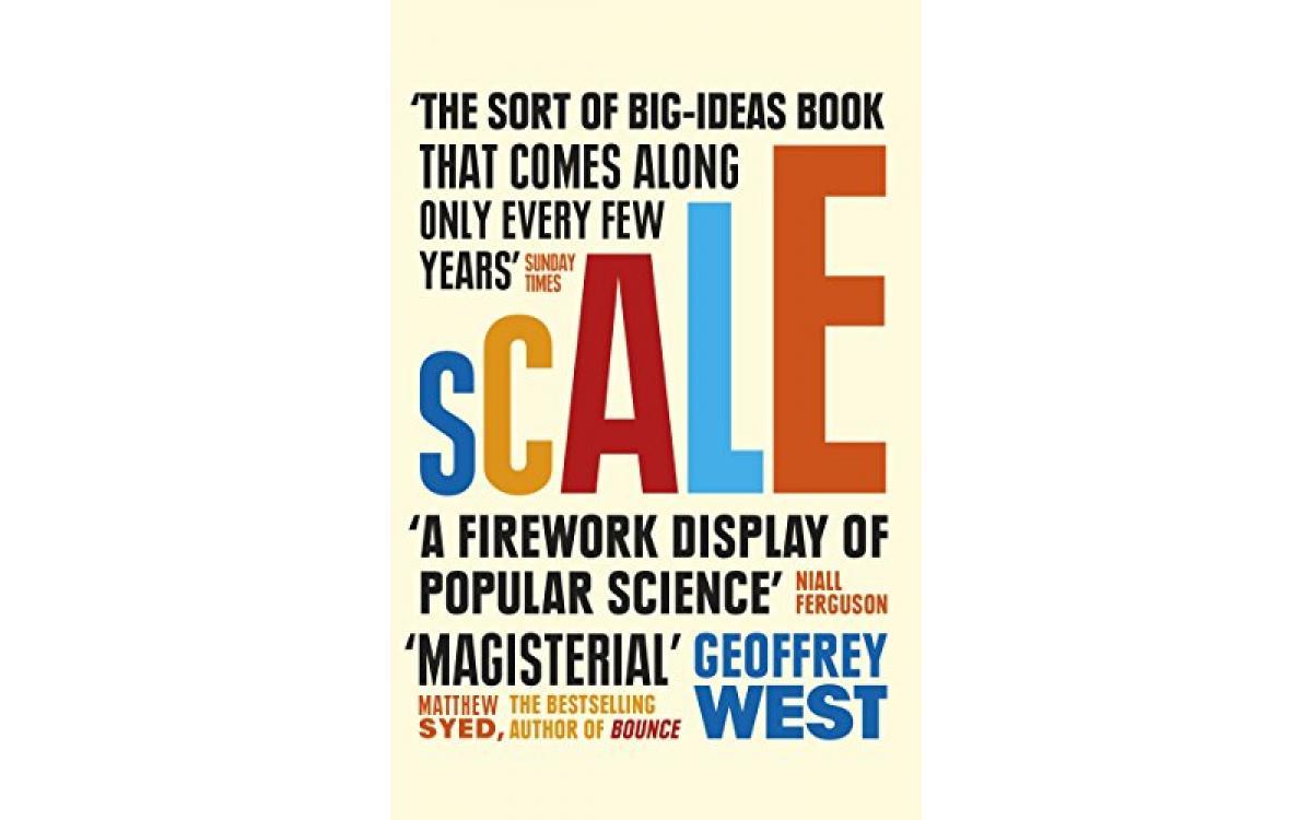 Scale - Geoffrey West [Tóm tắt]