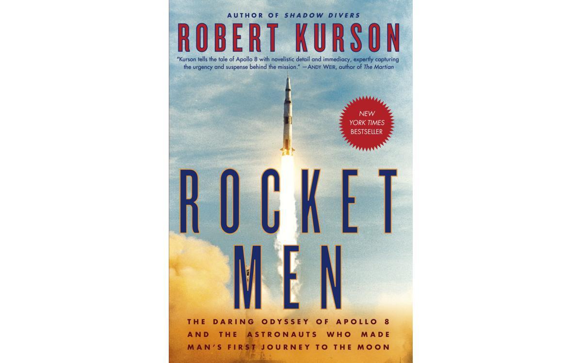 Rocket Men - Robert Kurson [Tóm tắt]