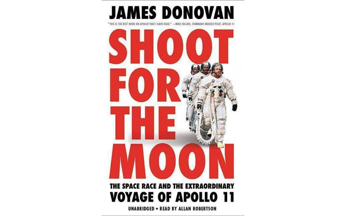 Shoot for the Moon - James Donovan [Tóm tắt]