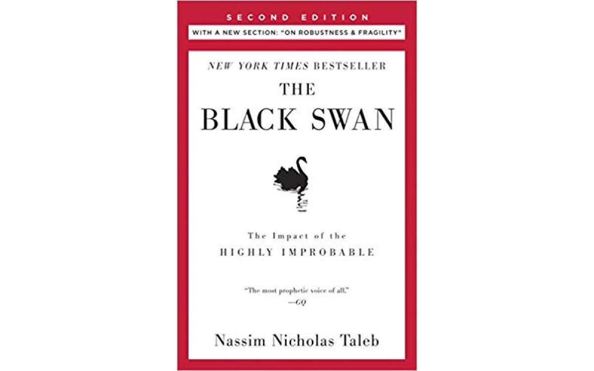 The Black Swan - Nassim Nicholas Taleb [Tóm tắt]