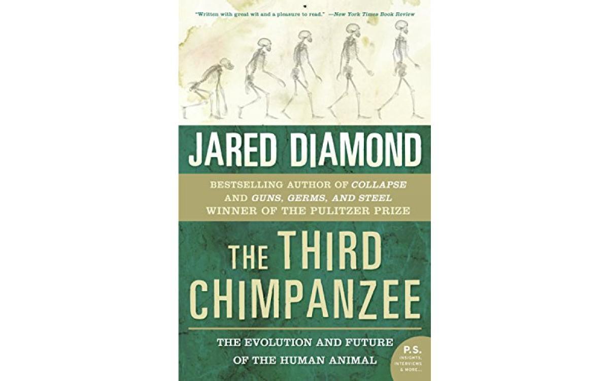The Third Chimpanzee - Jared Diamond [Tóm tắt]