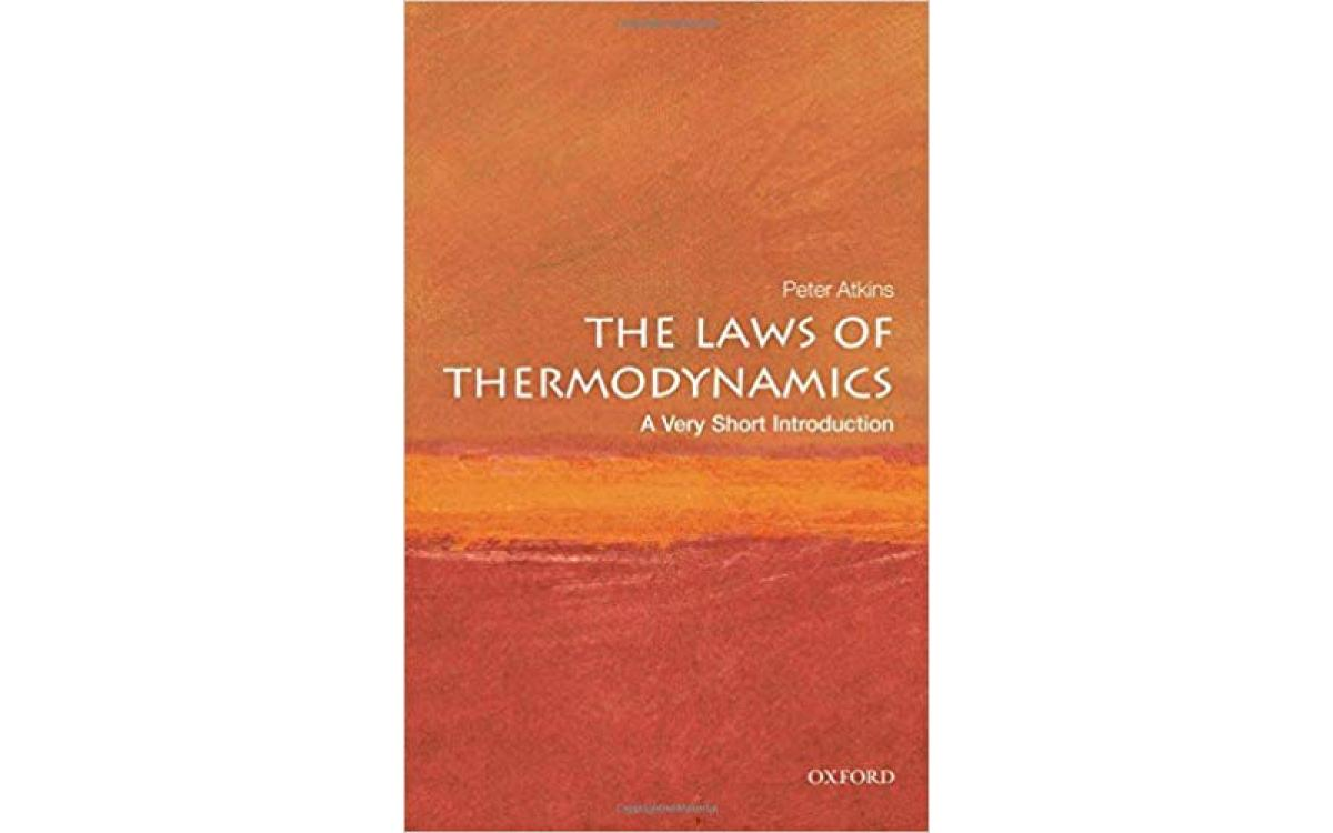 The Laws of Thermodynamics - Peter Atkins [Tóm tắt]