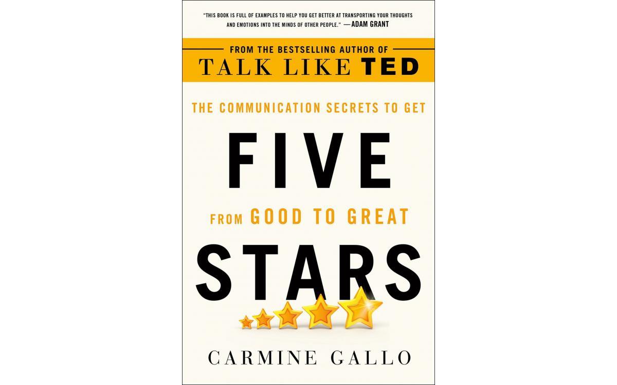 Five Stars - Carmine Gallo [Tóm tắt]