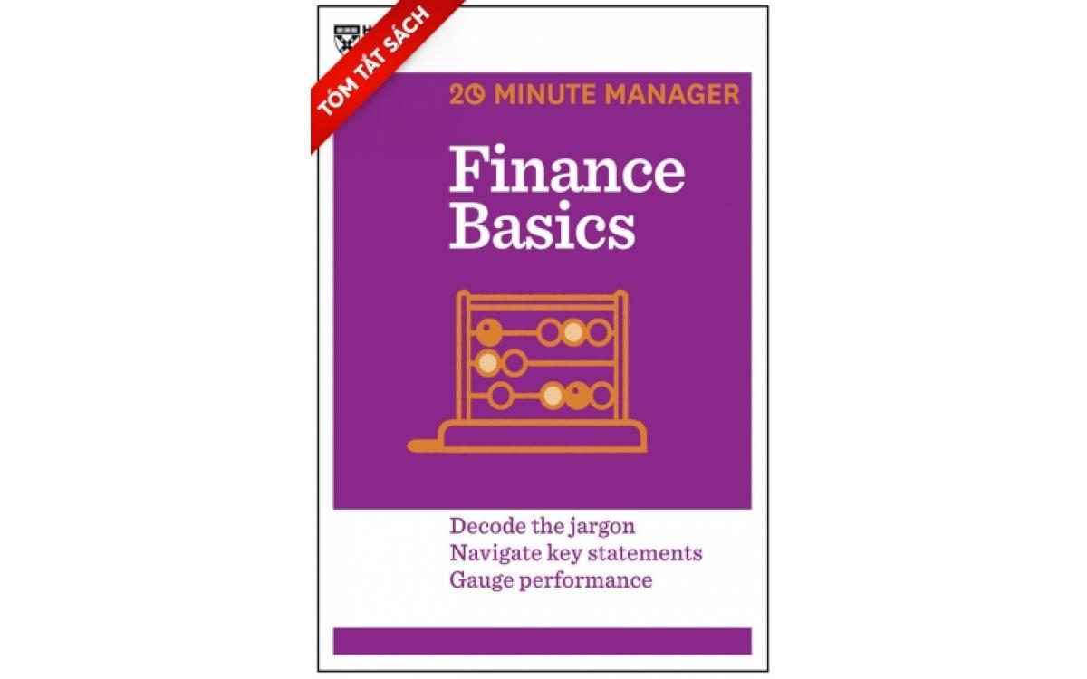 20 phút phân tích tài chính [Tóm tắt]