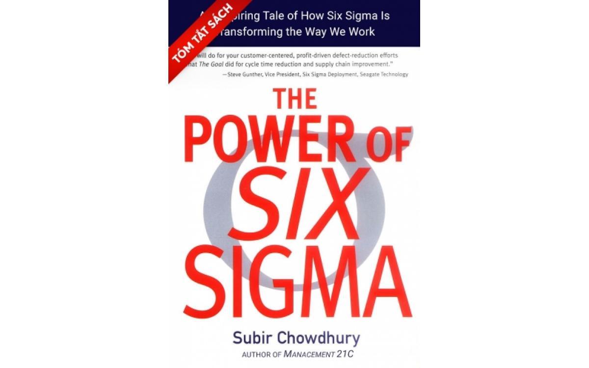Sức mạnh của 6 sigma [Tóm tắt]