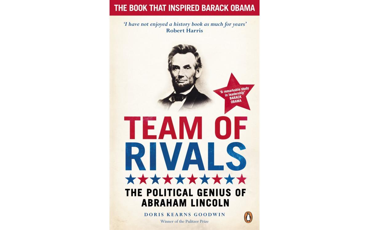 Team of Rivals - Doris Kearns Goodwin [Tóm tắt]