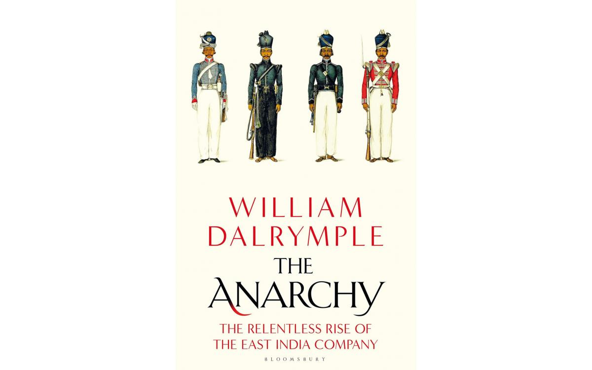 The Anarchy - William Dalrymple [Tóm tắt]