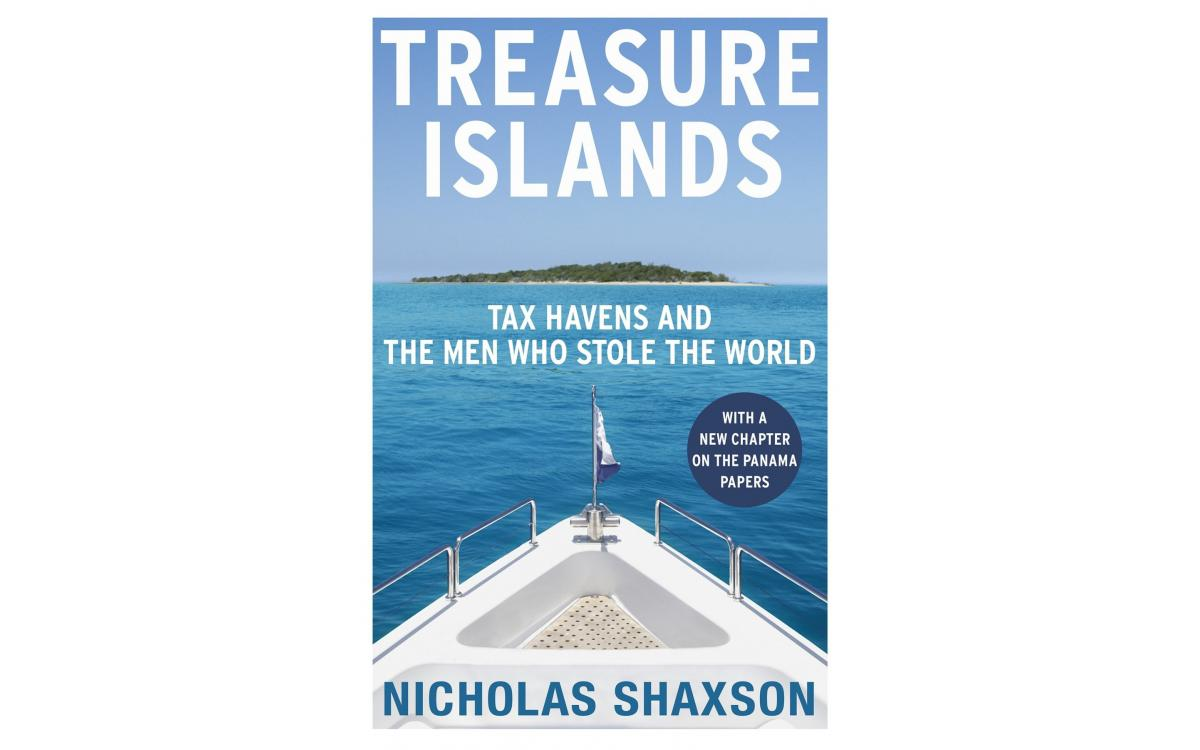 Treasure Islands - Nicholas Shaxson [Tóm tắt]