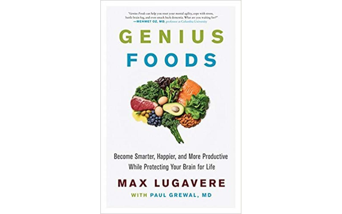 Genius Foods - Max Lugavere [Tóm tắt]