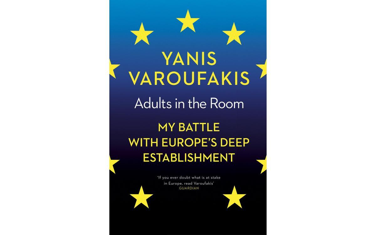 Adults in The Room - Yanis Varoufakis [Tóm tắt]