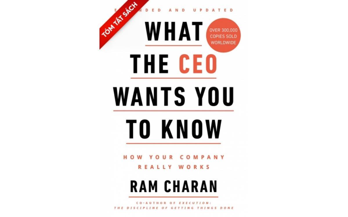 Những điều CEO muốn bạn biết [Tóm tắt]