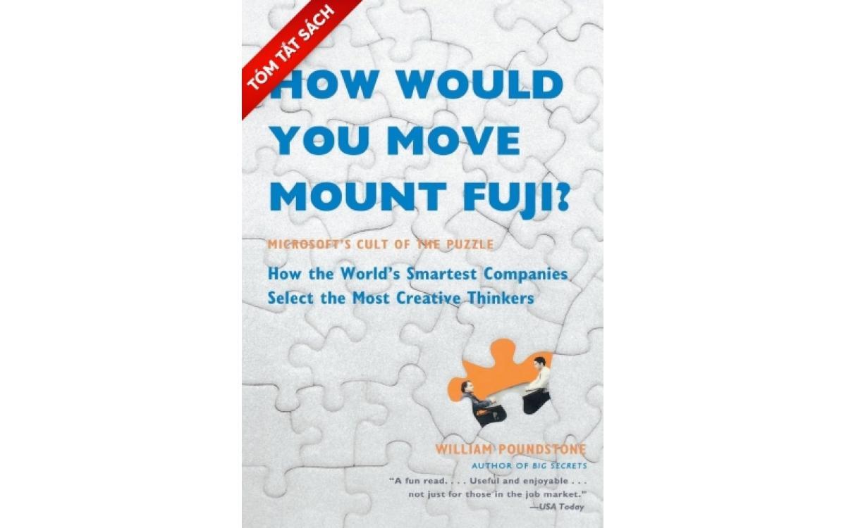 Làm thế nào để dịch chuyển núi Phú Sỹ? [Tóm tắt]