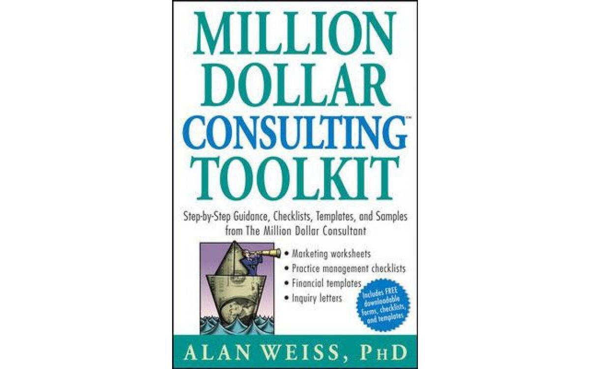 Million Dollar Consulting - Alan Weiss [Tóm tắt]