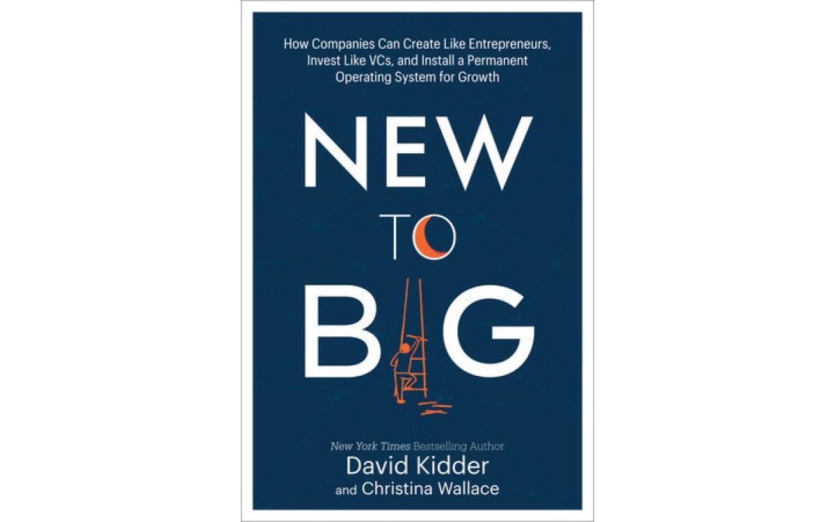 New to Big - David Kidder, Christina Wallace [Tóm tắt]