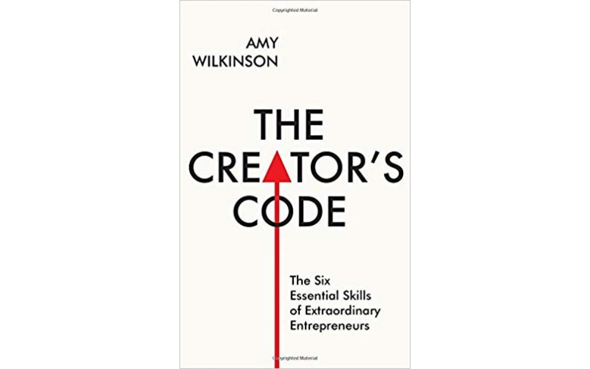 The Creator's Code - Amy Wilkinson [Tóm tắt]